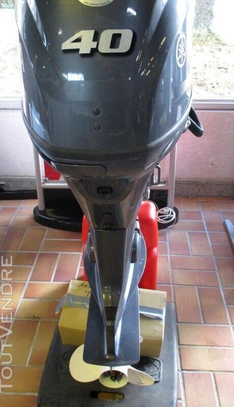Moteur hors-bord 2014 YAMAHA F40 FETL, 40 ch 307380800