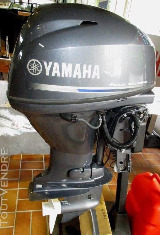 Moteur hors-bord 2014 YAMAHA F40 FETL, 40 ch 307380803