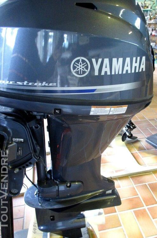 Moteur hors-bord 2014 YAMAHA F40 FETL, 40 ch 307380809