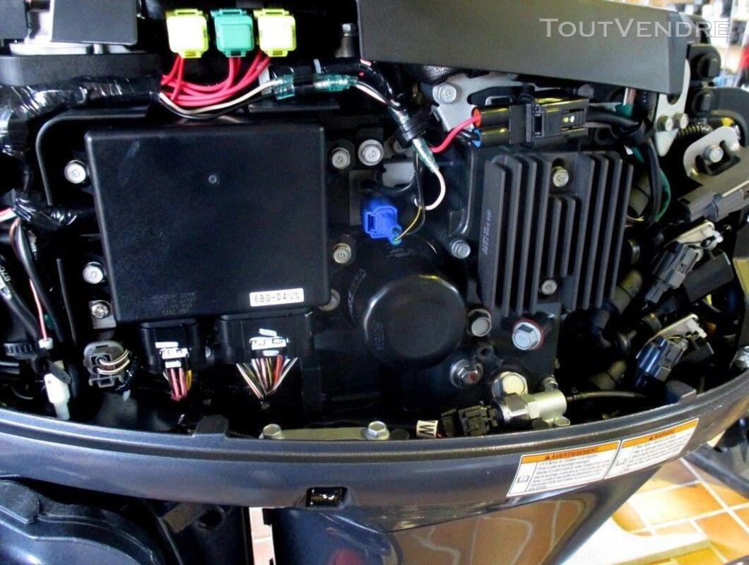 Moteur hors-bord 2014 YAMAHA F40 FETL, 40 ch 307380812