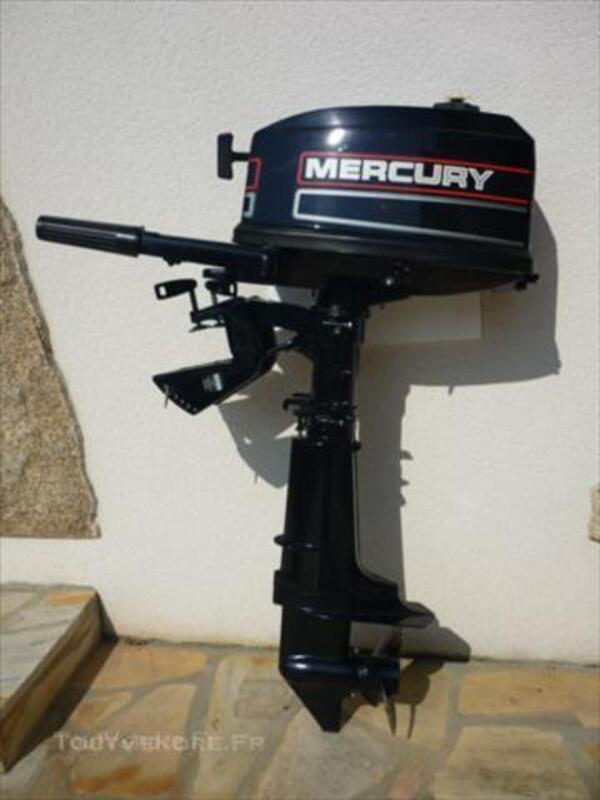 Moteur Mercury 45566169
