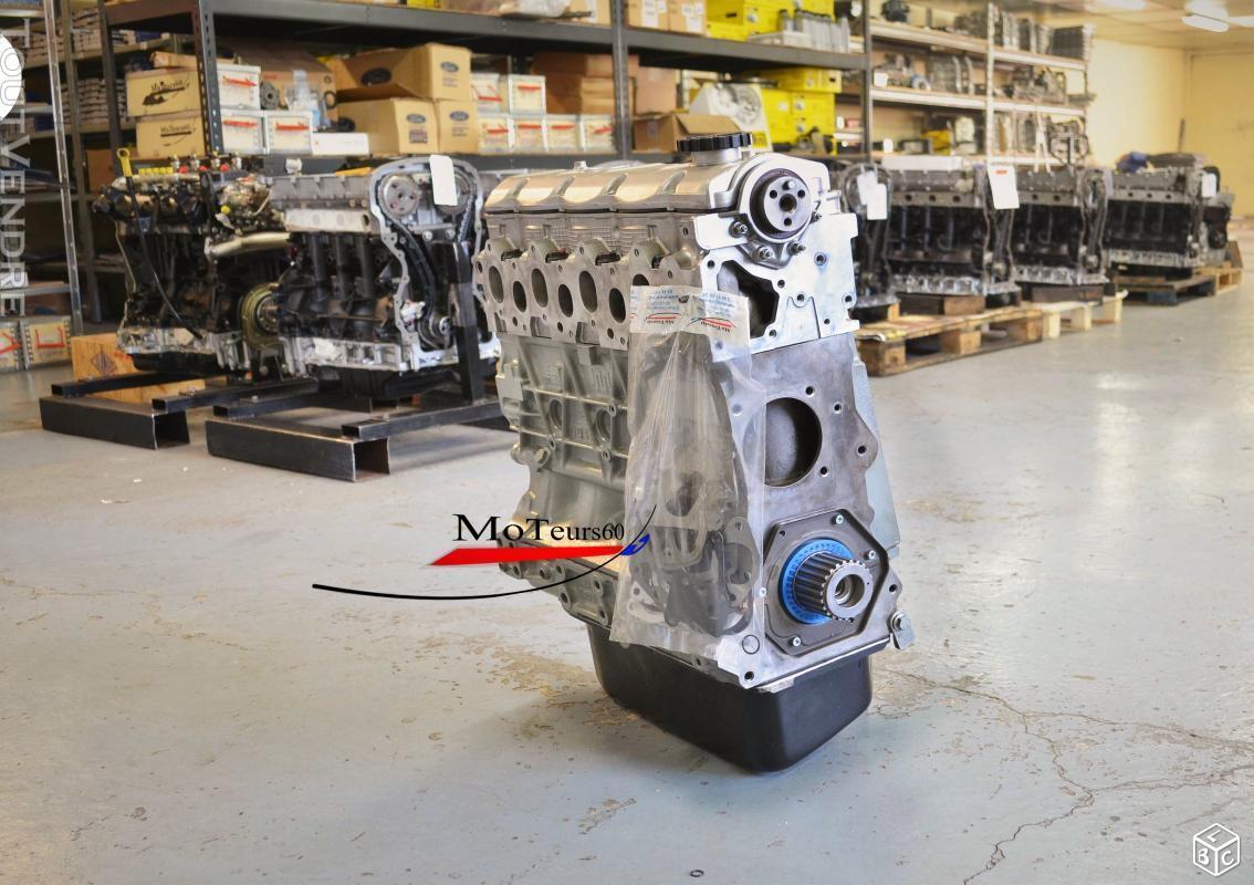 Moteur Renault mascott 2.8 206670642