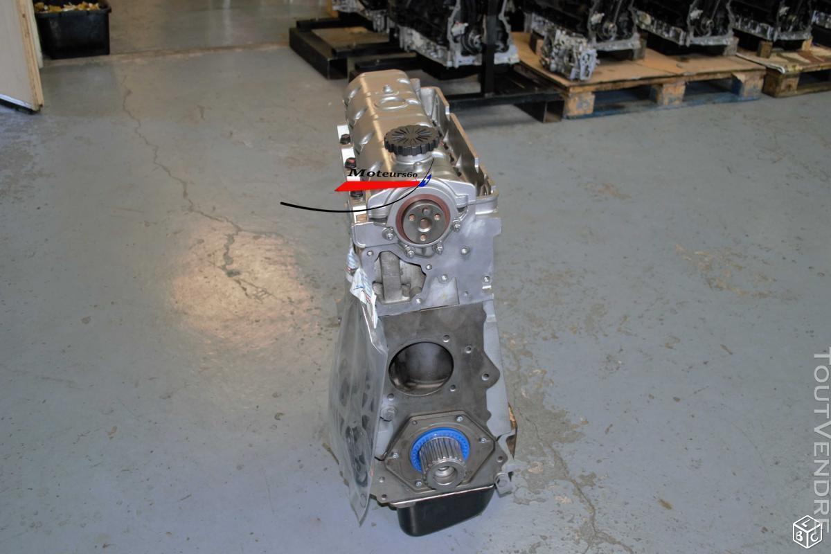 Moteur Renault mascott 2.8 206670900