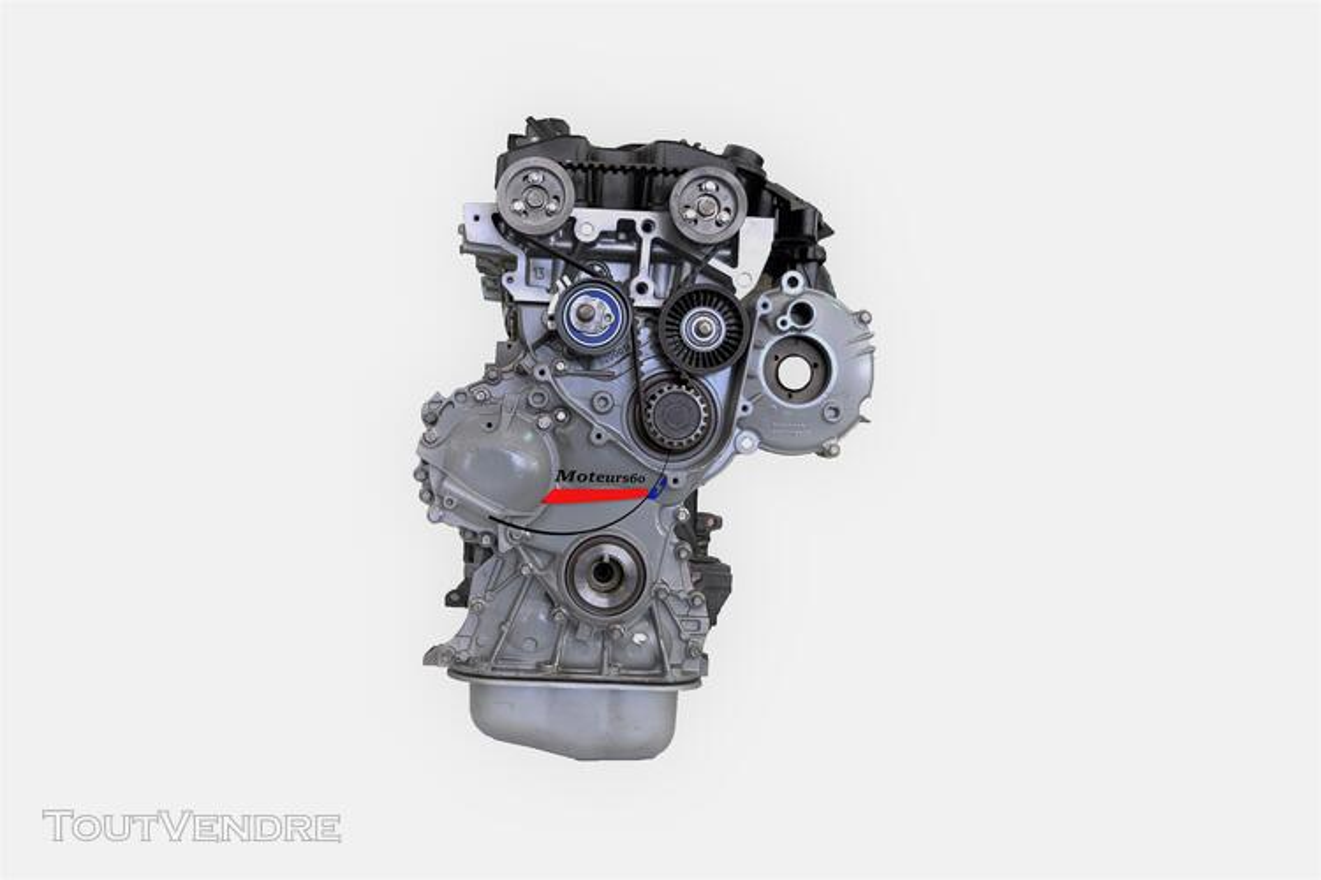Moteur Renault Master 2.5l dci 220742399