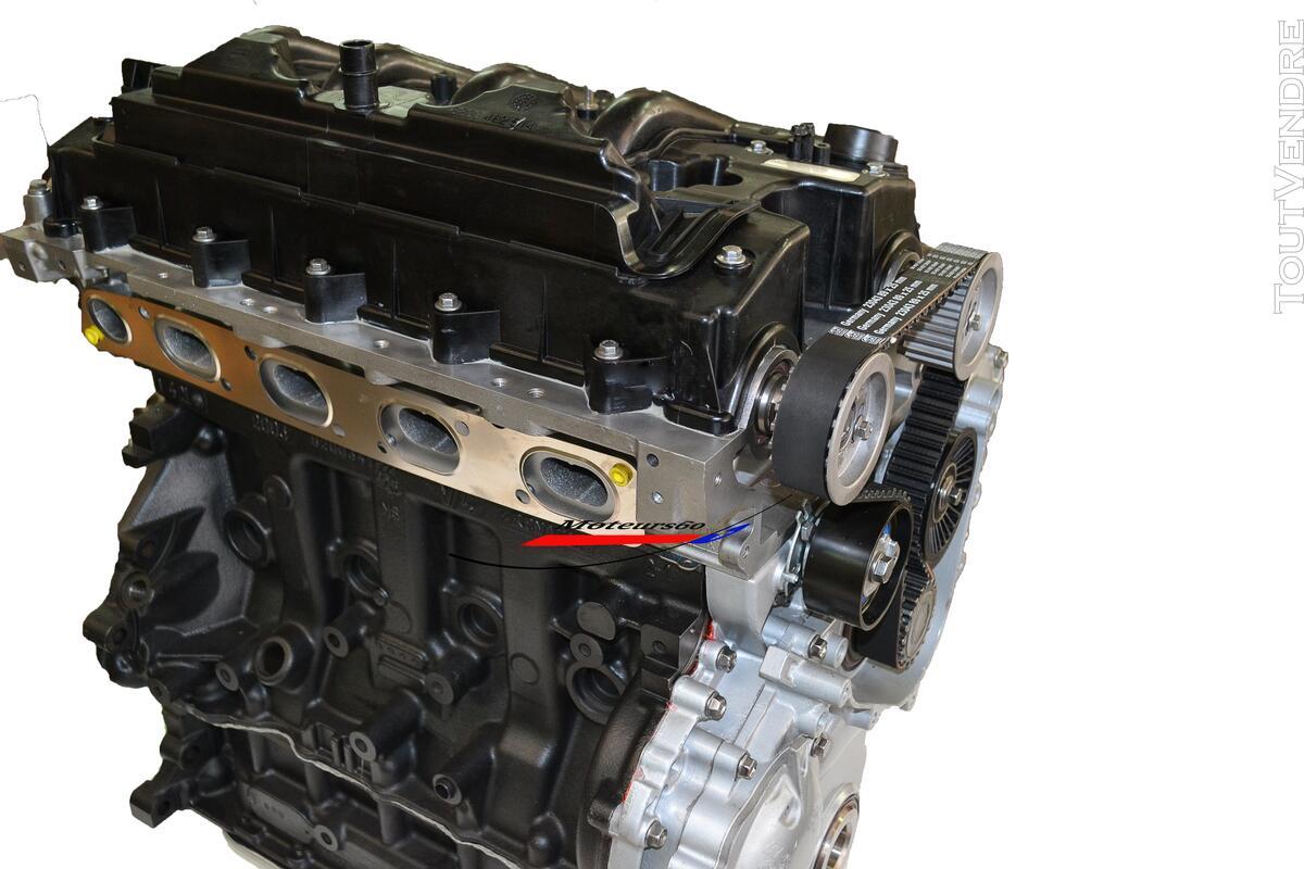 Moteur Renault Master 2.5l dci 220743629