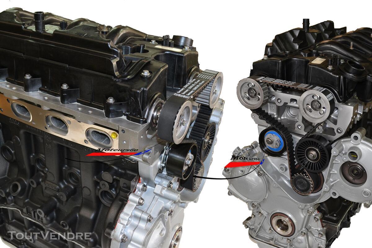 Moteur Renault Master 2.5l dci 220757729