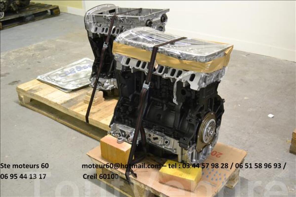 Moteur TDI-TDCI-DI-HPI PEUGEOT BOXER JUMPER FORD 2.2 90973430