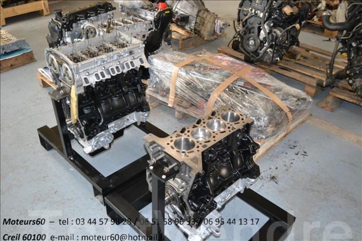 Moteur TDI-TDCI-DI-HPI PEUGEOT BOXER JUMPER FORD 2.2 90973432
