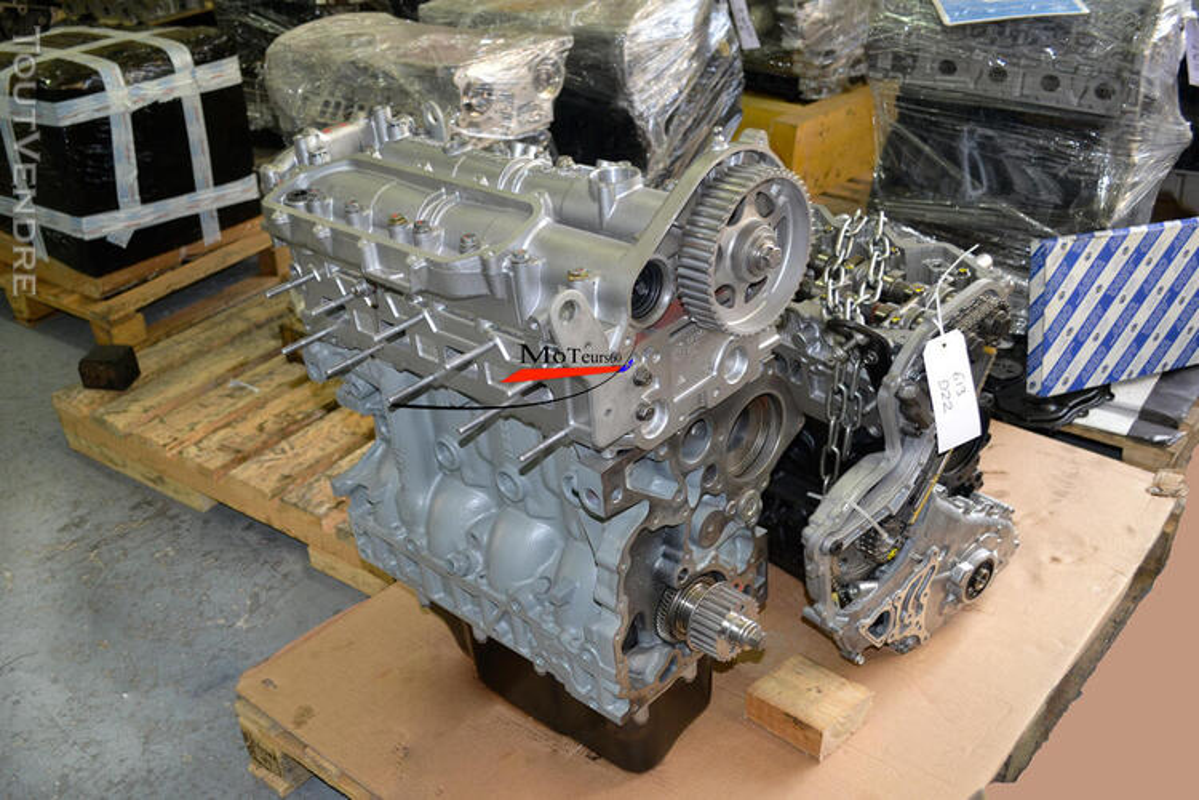 Moteurs Fiat ducato 2.3 hpi 440719048