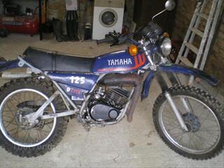 Moto 125 dtmx