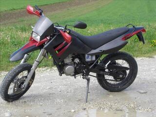 Moto 125 mz sm bon état