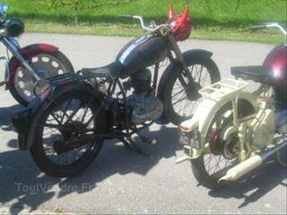 Moto 125 origan moteur amc (guiller)