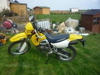 Moto 125 rx