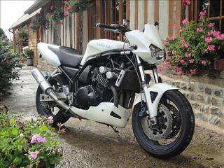 Moto 600 fazer