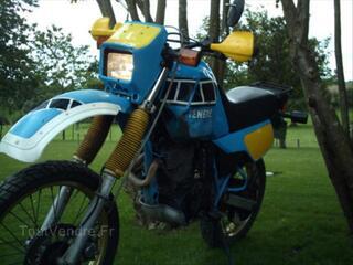 Moto 600 xt tenere yamaha