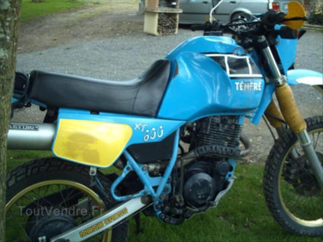 Moto 600 xt tenere yamaha 64430940
