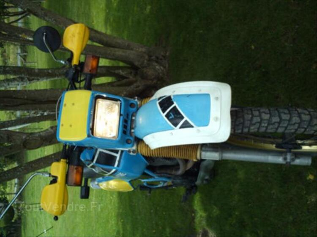 Moto 600 xt tenere yamaha 64430941