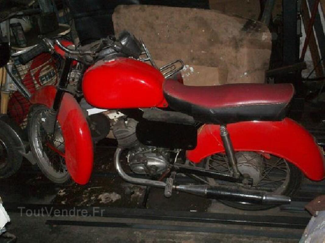 Moto ancienne : CASENAV BELIN (Gironde-33) 96252693