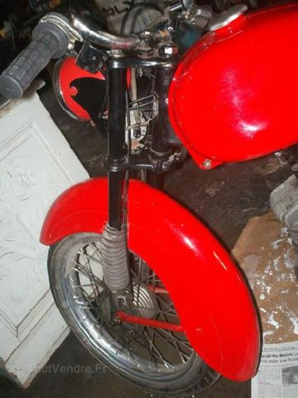 Moto ancienne : CASENAV BELIN (Gironde-33) 96252694