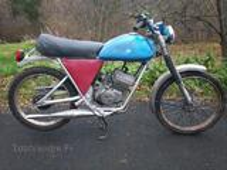 Moto ancienne gitane testi