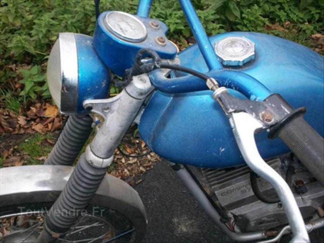 Moto ancienne gitane testi 66091596