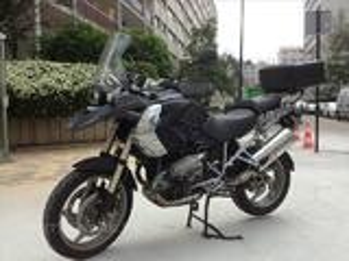 Moto BMW 1200 GS