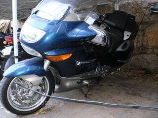Moto BMW K1200 LT 2007