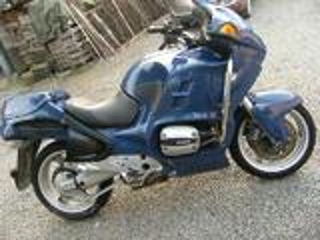 Moto BMW R 1100 RT 79000 kms