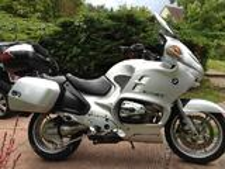 Moto BMW R1150 RT