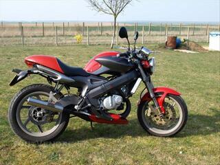 Moto Cagiva Planet 125