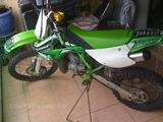 Moto cross KX 85