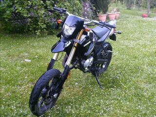 Moto generic trigger SM 50cc (mecaboite)