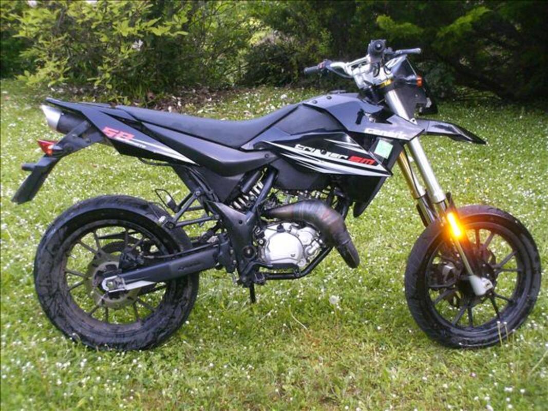 Moto generic trigger SM 50cc (mecaboite) 6120