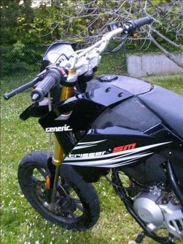 Moto generic trigger SM 50cc (mecaboite) 6121