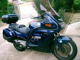 Moto honda 1100 paneuropéan