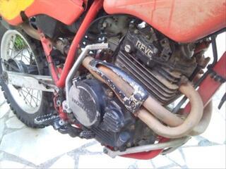 Moto HONDA 350 XR R 1982