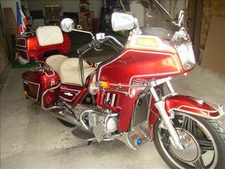 Moto honda gldx