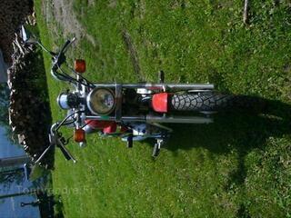 Moto HONDA Rebel 125 cm3