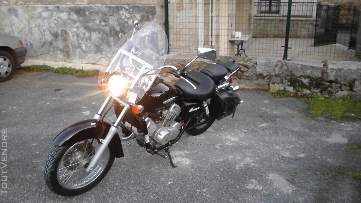 Moto honda 535129002