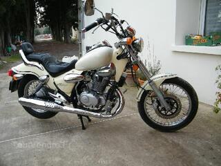 Moto KYMCO ZING 125