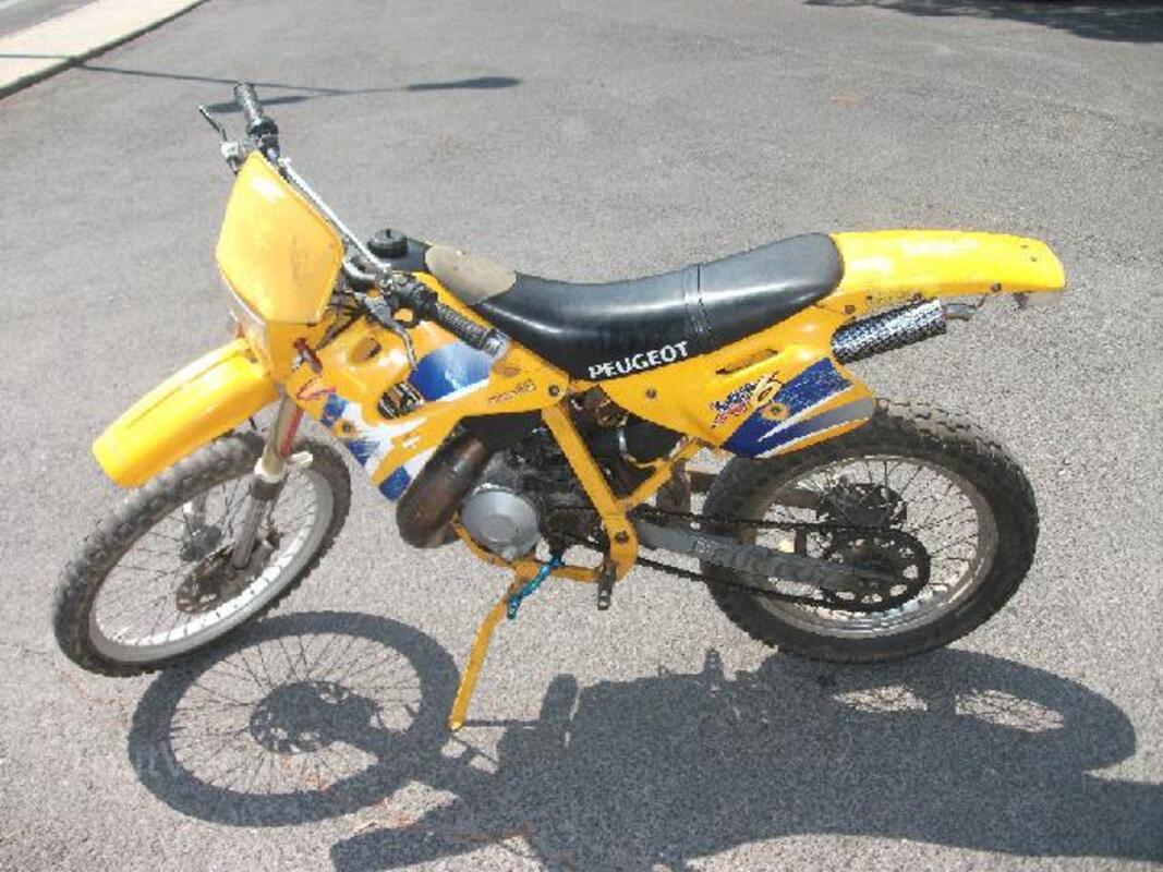 Moto peugeot xp6 50cc 96256524