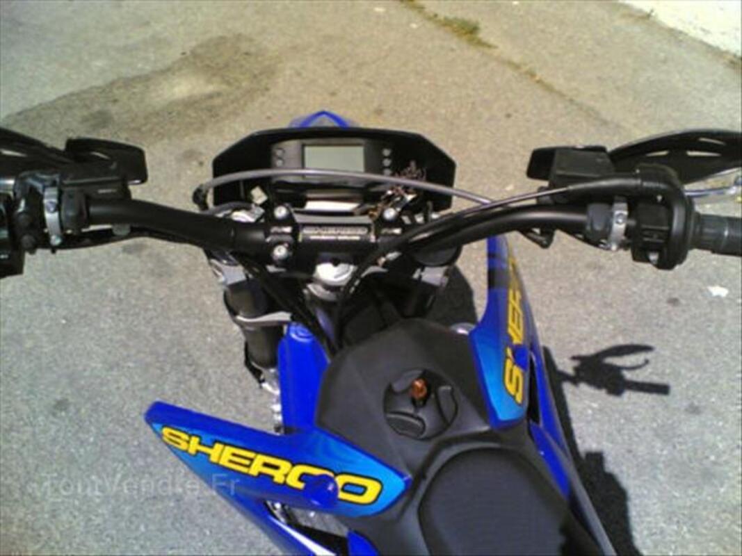 Moto sherco enduro 250 4t 54439097