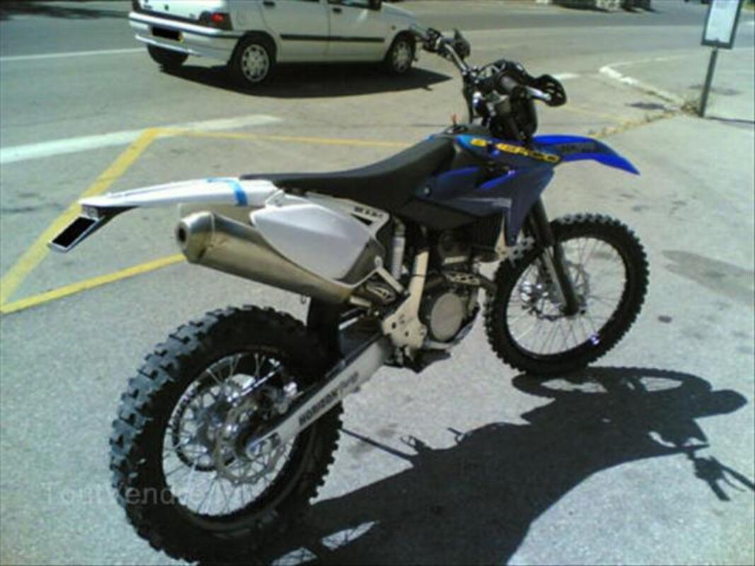 Moto sherco enduro 250 4t 54439098