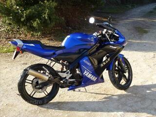 MOTO TZR 50 CM3 BLEUE ET NOIRE 500 KMS