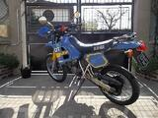 Moto yamaha 125 dtr