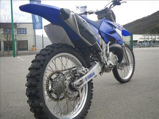 Moto yamaha 250 yz 2008