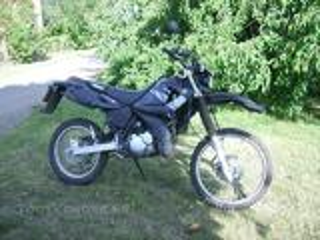MOTO YAMAHA DT 125 R