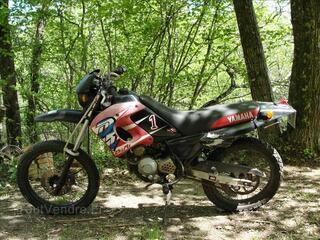 Moto yamaha DT 50c (moteur HS)