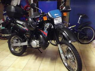 MOTO yamaha DTR 125