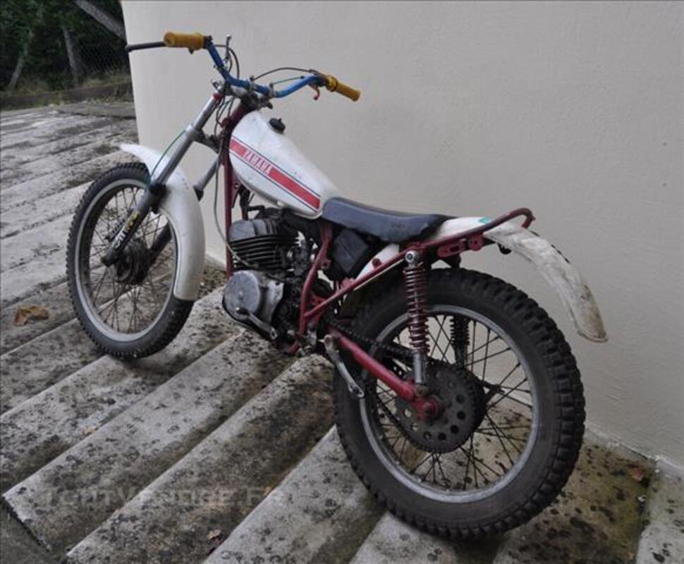 Moto yamaha TY 125 85231273
